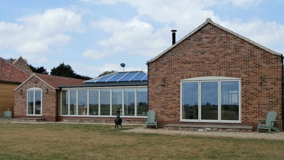 Summerhouse and Bi-Folding Doors - Doncaster