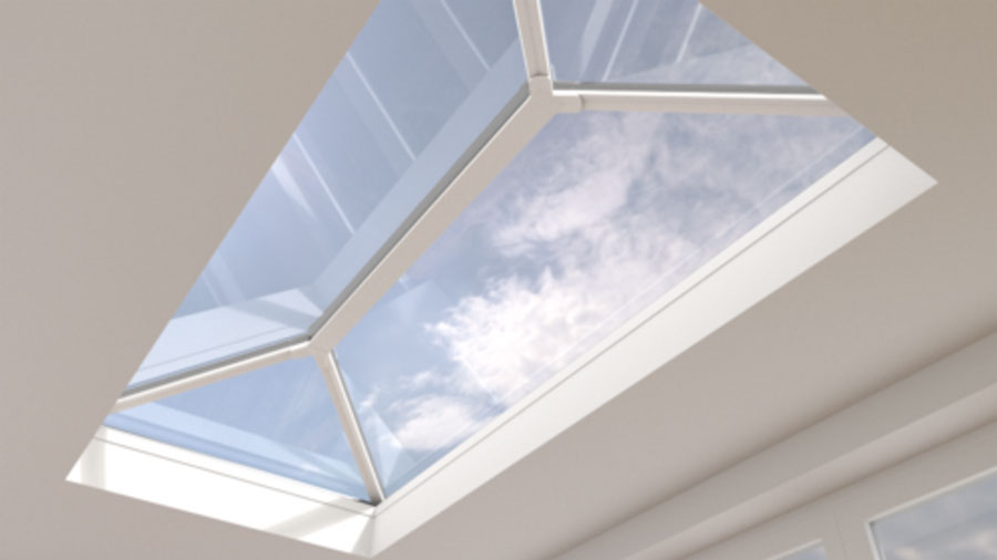 Contemporary Roof Lantern