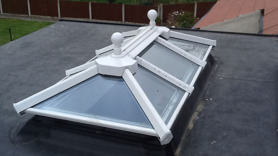 Small Traditional Roof Lantern