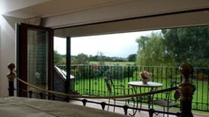 Open Aluminium Bi-Folding Doors